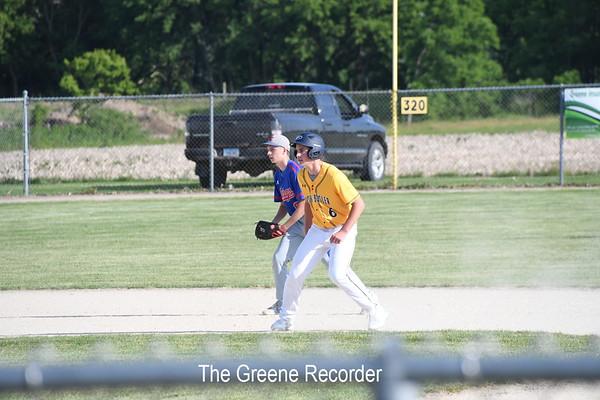 Baseball and Softball vs NK