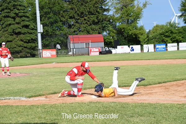 Baseball at Saint Ansgar