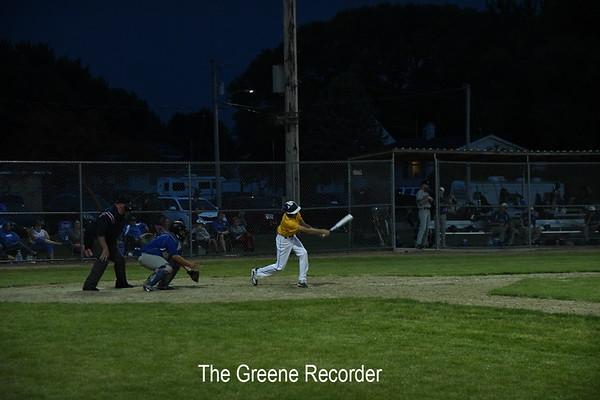 Baseball vs Central Springs