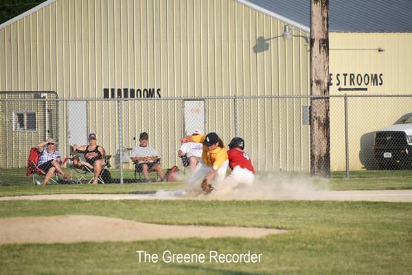 Baseball vs West Fork