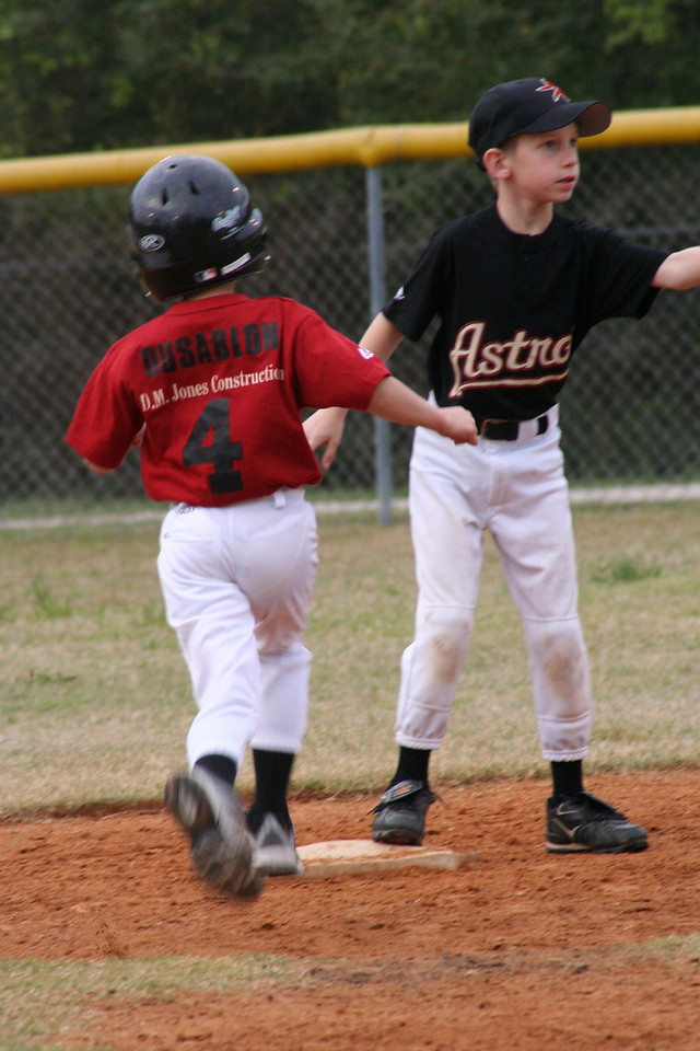 Baseball Spring 2008