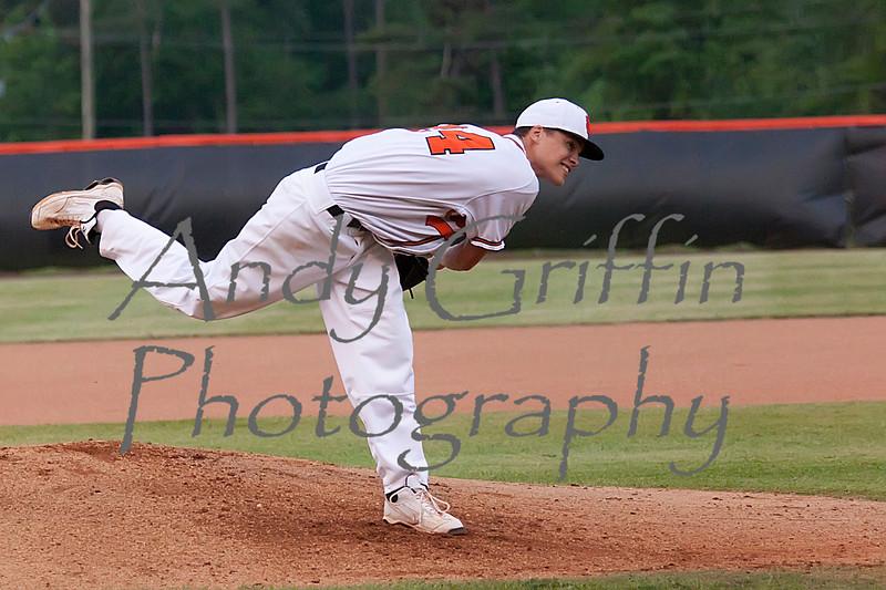 Southeast Guilford Basesball 2011 Senior Night