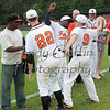 Southeast Guilford Basesball 2011 Senior Night