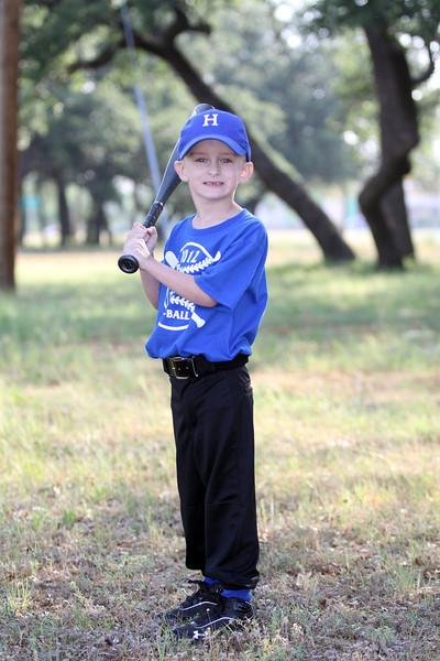 Baseball and Tball 2012