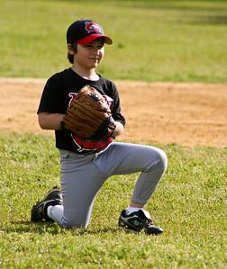 baseball practice 4-20-09