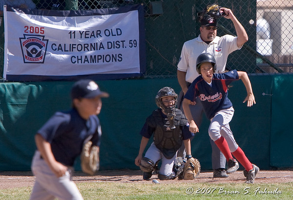 11-Year-Old All-Stars - Berryessa @ North Valley