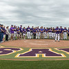 UMHB had Senior Day to celebrate those graduating players  at  Red Murff Field, Belton, on Sunday, May  01, 2016.