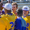 University of Mary Hardin-Baylor faced off against McMurry at Red Murff Field in Belton on Saturday, Mar  25, 2017.