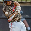 as the Eagles faced the Knights  at Harker Heights High in Harker Heights on Friday, Apr  07, 2017.