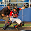 as the Knights played game 2 against Allen in the Area round of the Class 6A playoffs  at Corsicana High in Corsicana on Friday, May  12, 2017.