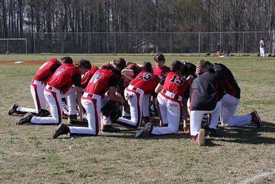 (2) BMS Baseball vs. Heard Co 03/22/16