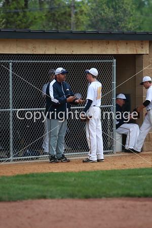 2010-04-30 JFK Baseball Boys Varsity vs SW Lakers