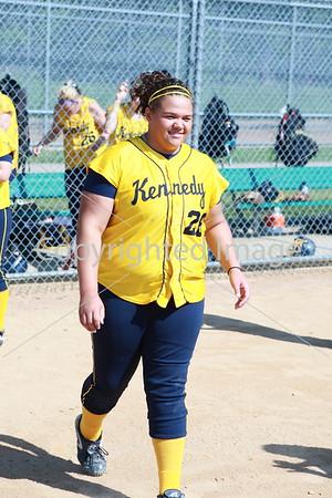 2010-05-19 JFK Fastpitch Girls JV/Varsity vs Chanhassen Storm