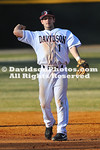 19 February 2011:  Davidson defeats Georgetown 2-1 during opening weekend in non-conference college baseball action at Wilson Field in Davidson, North Carolina.