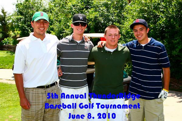 2010 5th Annual TRHS Baseball Golf Tourn 06/08/10