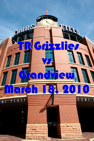 2010 TRHS Varsity v Grandview (Coors Field) 03/18/10