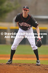14 March 2010:  Davidson faces off in SoCon baseball action against Wofford at Wilson Field in Davidson, North Carolina.