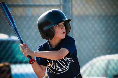 Albini-Rays vs A's-May 04, 2011-12
