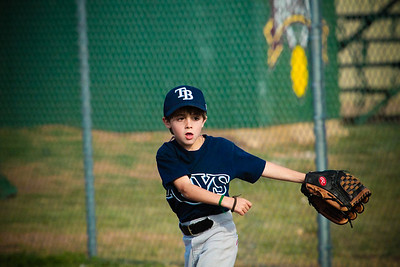 Albini-Rays vs A's-May 04, 2011-28