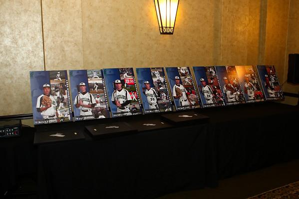 2011 TRHS Baseball Banquet 05/11/11