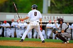 NCAA BASEBALL:  APR 12 College of Charleston at Davidson