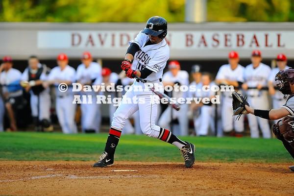 NCAA BASEBALL:  APR 12 College of Charleston at Davidson