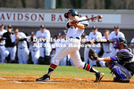 NCAA BASEBALL:  MAR 16 Furman at Davidson