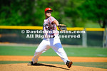 NCAA BASEBALL:  APR 20 UNC Greensboro at Davidson