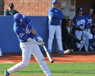 Indiana State faces Eastern Illinois University in baseball at Bob Warn Field