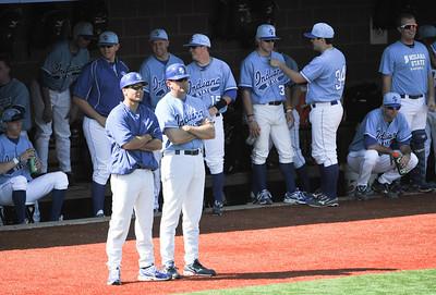 ISU takes on SIUE at Bob Warn field
