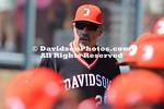 NCAA BASEBALL:  MAY 04 Davidson at Elon