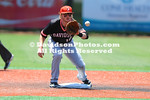 NCAA BASEBALL:  MAY 04 Davidson at Elon