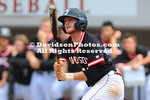 NCAA BASEBALL:  APR 13 Samford at Davidson