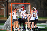 NCAA WOMENS LACROSSE:  APR 01 Old Dominion at Davidson