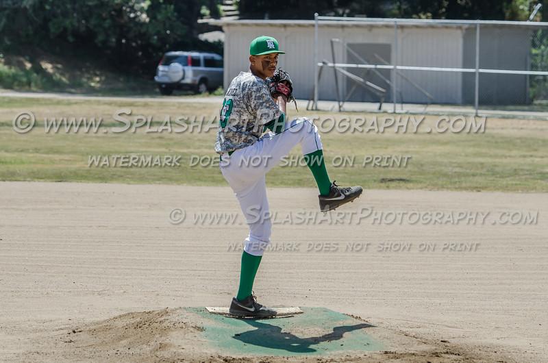 2015 Eagle Rock Baseball vs Lincoln Tigers