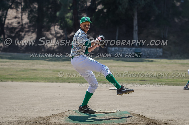 2015 Eagle Rock Baseball vs Lincoln Tigers