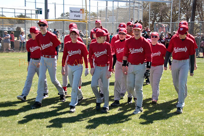 14U Nationals vs Rangers March 2 2013