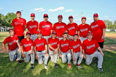 Ikels DS Nationals Team