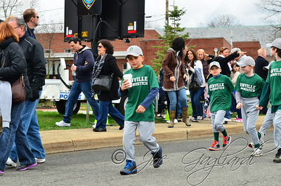 Denville Little League Parade 2013