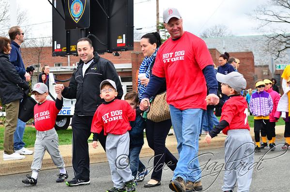 Denville Little League Parade 2013