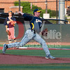 John Klein (13), pitcher for  Catonsville.