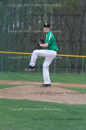 WBHS Baseball Sr Nite vs Canfield-69