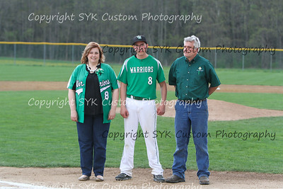 WBHS Baseball Sr Nite vs Canfield-49