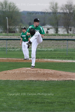 WBHS Baseball Sr Nite vs Canfield-63