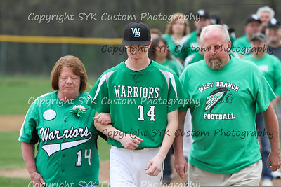 WBHS Baseball Sr Nite vs Canfield-20