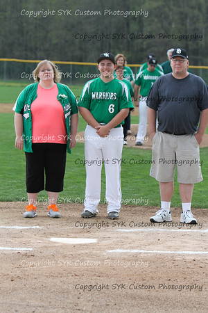 WBHS Baseball Sr Nite vs Canfield-35