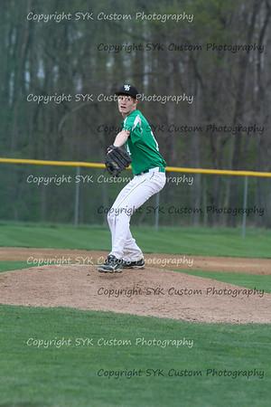 WBHS Baseball Sr Nite vs Canfield-71