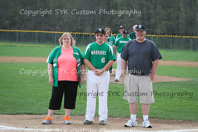 WBHS Baseball Sr Nite vs Canfield-38