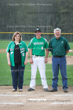 WBHS Baseball Sr Nite vs Canfield-50
