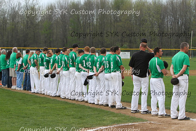 WBHS Baseball Sr Nite vs Canfield-52